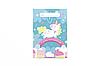 """Мини-открытка 005. 95*65 мм """"З Днем народження!"""""""