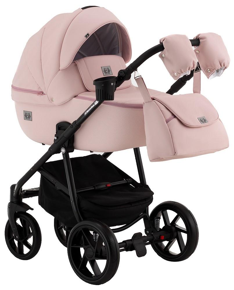 Детская универсальная коляска 2 в 1 Adamex Hybryd Plus BR229