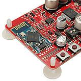 УНЧ 2 X 50W TDA7492P Bluetooth 4.0 CSR8635 Audio Цифровий потужний підсилювач звуку, фото 4