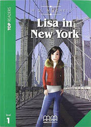 Top Readers 1 Lisa in New York with CD