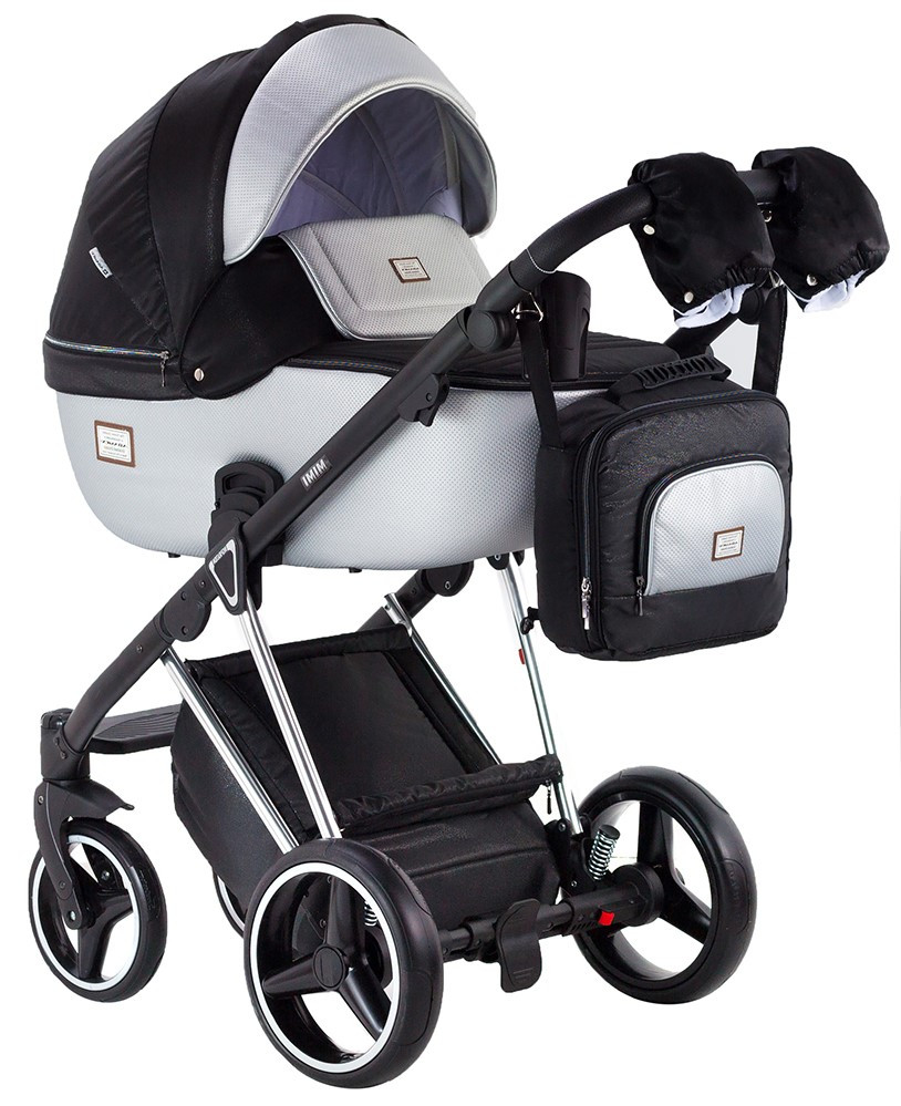 Детская универсальная коляска 2 в 1 Adamex Mimi Y843