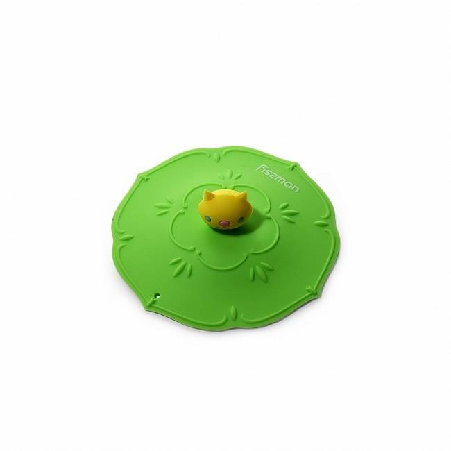 Крышечка для кружки 11.5х4см силиконовая Fissman