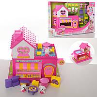 Іграшковий будинок з фігурками, меблями Bambi (SL32561)