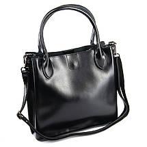 Сумка Женская Классическая кожа ALEX RAI 09-3 8784 black, фото 2