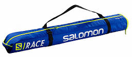 Чехол Для Горных Лыж Salomon extend 1pair skiba race b/neon yellow, 165+20 (MD)