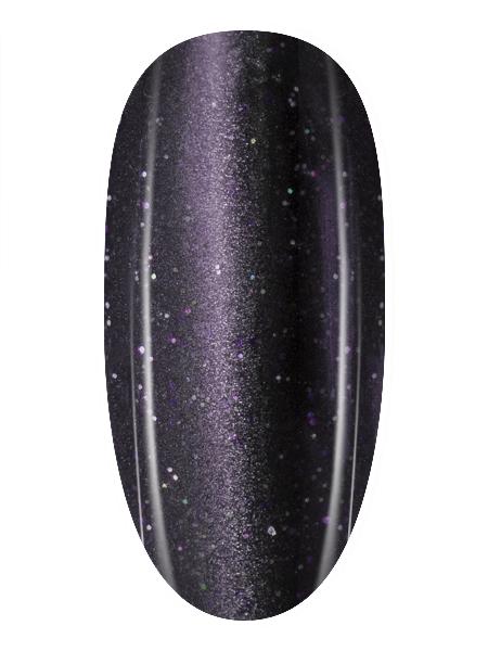 Гель-лак Кошачий глаз DIS (7.5 мл) №C50 (серо-фиолетовый, с блестками)