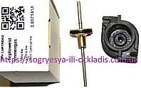 Втулка 3 х ход.клапана в сборе шток (фир.уп, EU) Eolo/ Nike Mini (Special), Victrix, арт.3.017141А, к.з.0340/1
