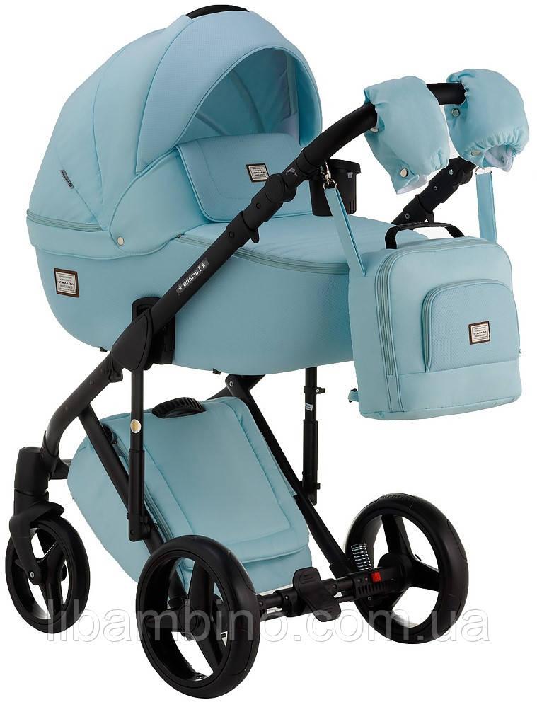 Дитяча універсальна коляска 2 в 1 Adamex Luciano CR233