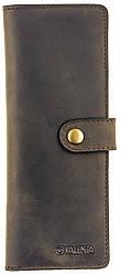 Чехол-книжка для визитных и кредитных карточек Valenta Коричневая (ОК-69)