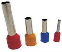 Наконечник трубчатый НГ 1,0 - 8mm, красный, 1008, Electro