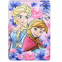 Плед Disney Frozen (Холодное Cердце) 100*150 см Разноцвет HS42332