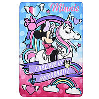 Плед Disney Minnie Mouse (Минни Маус) 100*150 см Разноцвет HS42252
