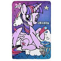 Плед Disney My Little Pony (Май Литл Пони) 100*150 см Разноцвет HS4238