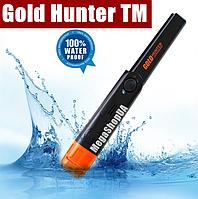 Целеуказатель пинпоинтер подводный Gold Hunter TM Black. Металлоискатель для поиска. Металошукач пінпоінтер
