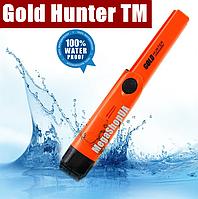 Целеуказатель подводный Gold Hunter TM Orange. Пинпоинтер металлоискатель для поиска. Металошукач пінпоінтер, фото 1