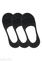 SO110 Носки-невидимки, три пары, размер 36-38