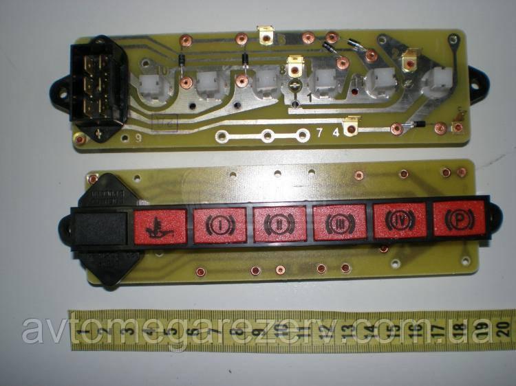 Блок контрольних ламп 2312.3803010-23 Освар