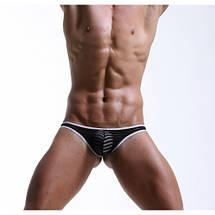 Прозрачные мужские стринги Alex, фото 2
