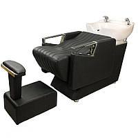 Парикмахерская мойка лежачая для парикмахерских салона красоты головомойка SP2250