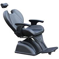 Парикмахерское кресло мужское  Barber (Барбер) ZD-311