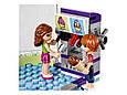 Конструктор Bela Friends 10759 Магазин замороженных йогуртов 376 деталей, фото 4