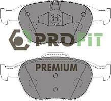 Сделано в Чехии Колодки передние торм. диск. PREMIUM FORD TRANSIT CONNECT 02-