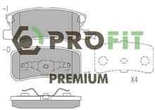 Сделано в Чехии Колодки задние торм. диск. PREMIUM MITSUBISHI PAJERO 00-. GRANDIS 04-