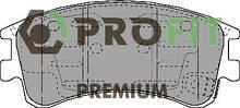 Сделано в Чехии Колодки передние торм. диск. PREMIUM MAZDA 6 02-