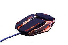 Мышь игровая Jiexin X10 Black (G101001186)