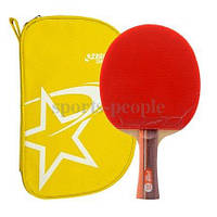 Набор для настольного тенниса DHS 2002: ракетка +чехол