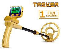 Металлоискатель TREKER GC-1012 (Трекер) с дискриминацией