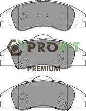 Сделано в Чехии Колодки передние торм. диск. PREMIUM KIA CERATO 04-
