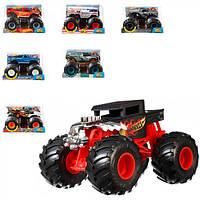 Машинка Хот Вилс серии Monster Trucks Hot Wheels FYJ83