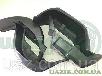 """Локери УАЗ 452 Повний комплект (к-т 4 шт) """"MEGA"""" Захист арок, підкрилки"""