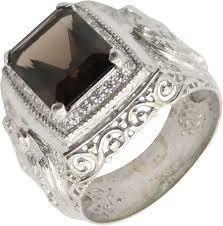 Серебряные мужские кольца, печатки, перстни Микс
