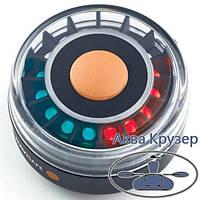 Навигационные огни NaviSafe трехцветные для надувных лодок ПВХ и катеров, фото 1