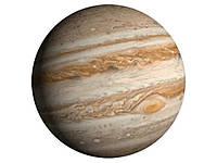 Светящиеся планеты наклейки на стену 3D Юпитер
