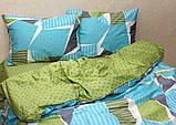 Полуторный комплект постельного белья с компаньоном S350, фото 2