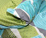 Полуторный комплект постельного белья с компаньоном S350, фото 3