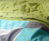 Полуторный комплект постельного белья с компаньоном S350, фото 4
