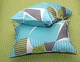 Полуторный комплект постельного белья с компаньоном S350, фото 5