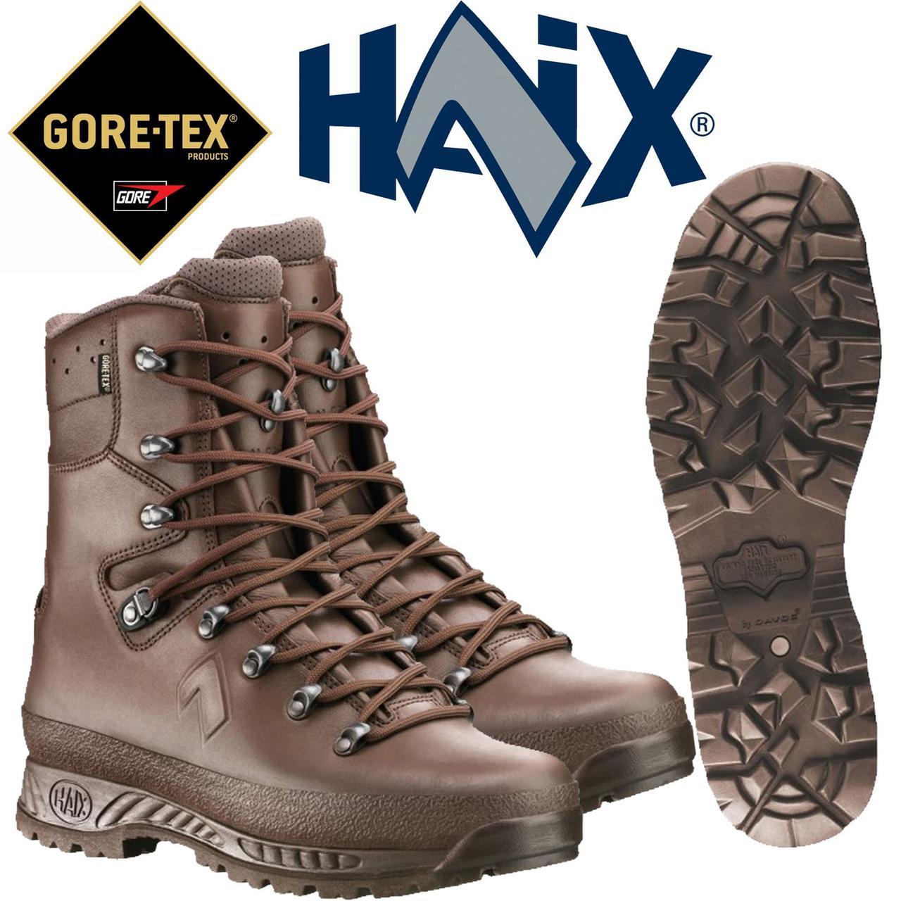 Оригинальные армейские берцы HAIX COMBAT HIGH LIABILITY WET Weather новые Великобритания