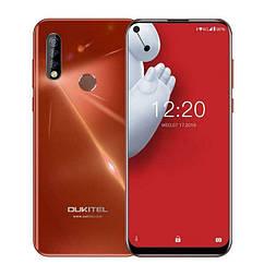 Смартфон Oukitel C17 Pro 4/64gb Red 6.35'' MediaTek Helio P23 3900 мАч Android 9.0 Pie