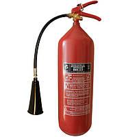 Углекислотный огнетушитель ОУ-5 (ВВК3,5)