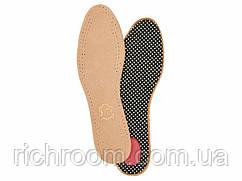 Устілки для взуття шкіряні, YOURSTEP