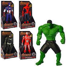 Супергерой на батарейці Avengers 33 см