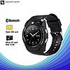 Умные часы Smart Watch V8 сенсорные - смарт часы Чёрные, фото 3