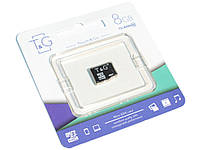 MicroSD Флешка T&G 8 Гб Без адаптера Без адаптера