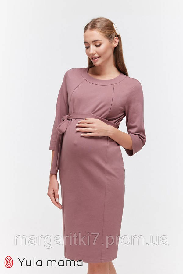 Платье для беременных и кормящих Юла Mama Isabelle DR-39.101