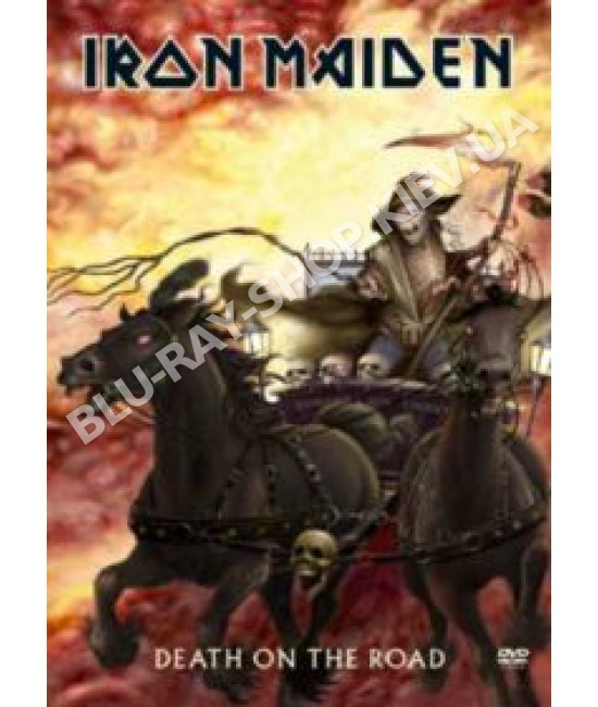 Купить Iron Maiden - Death On The Road [2 DVD]